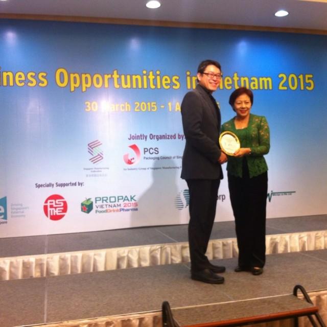 Brite Koncept joins PCS Conference in Vietnam
