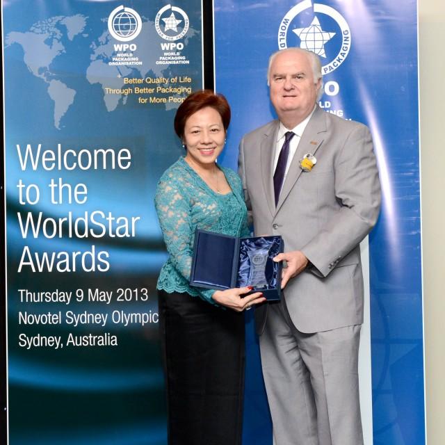 Brite Koncept wins the World Star Award 2012