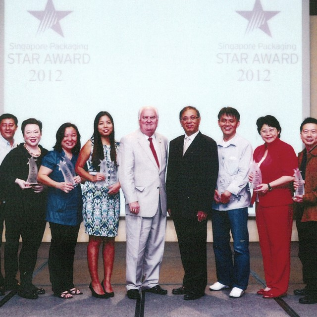 We are one of the Star Award Recepients for 2012