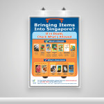 Agri-Food & Veterinary Authority of Singapore (AVA) - Poster