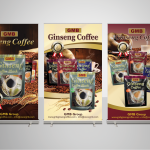 GMB Coffee - Pull-up Banners